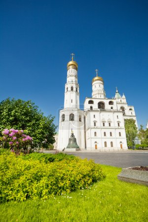 Tsar bell and Tower
