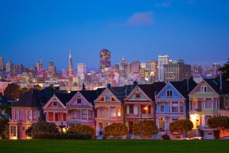 San Francisco night view
