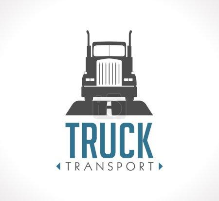 Logo - Truck transport