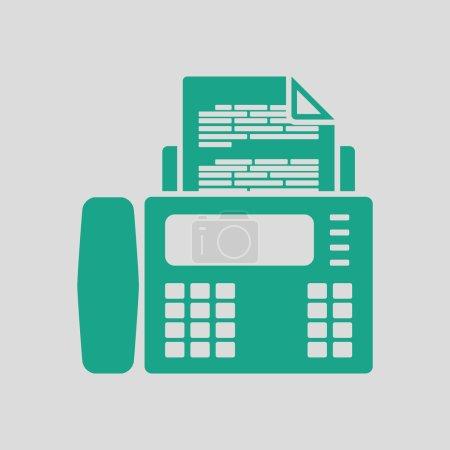 green fax icon