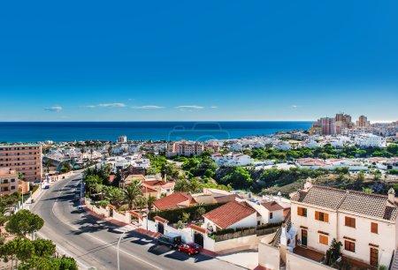 Torrevieja city. Costa Blanca, province of Alicante. Spain