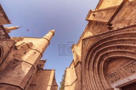 Selimiye Mosque and Bedesten. Nicosia, Cyprus