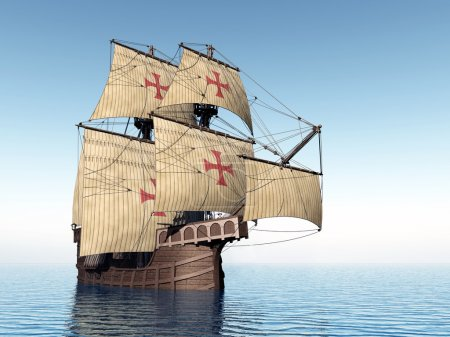Portuguese Caravel