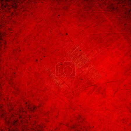 Photo for Grunge red background texture - Royalty Free Image