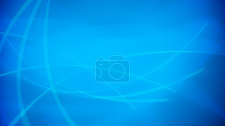 Blue soft abstract background.