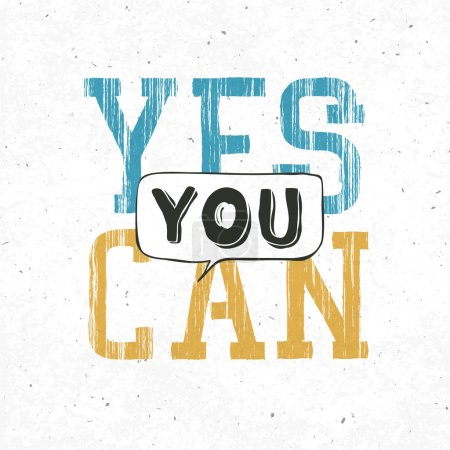 Yes you can typography background