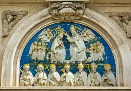 Photo pour Église All Saints ; Belle Florence - image libre de droit