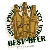 Pivní pozadí