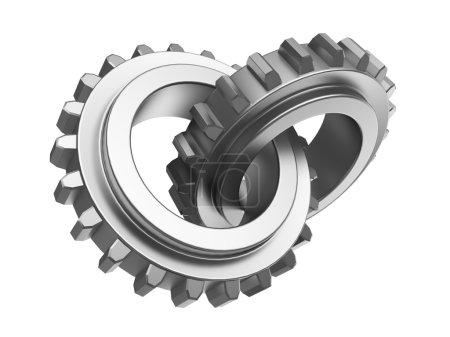gear wheels illustration