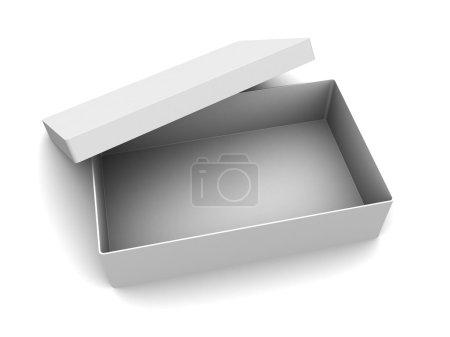 leere Schachtel
