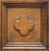Régi fa ajtó minta
