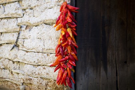 Red Paprika Peppers