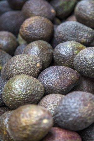 Avocados heap