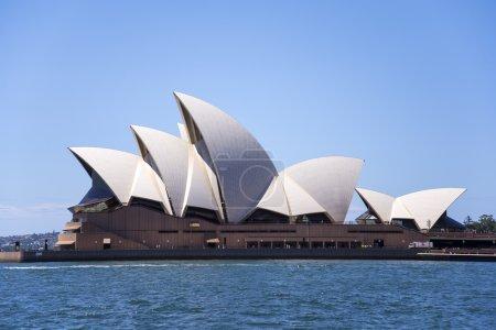 View at Sidney opera house in Sydney, Australia. I...