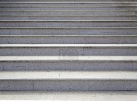 Cement stairs background