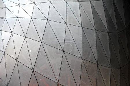 Architecture metal element