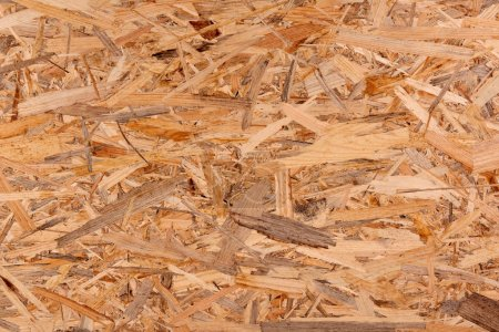Texture of oriented strand board, OSB