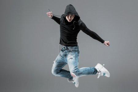cool looking  dancer