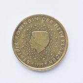 Holandská 50 mince