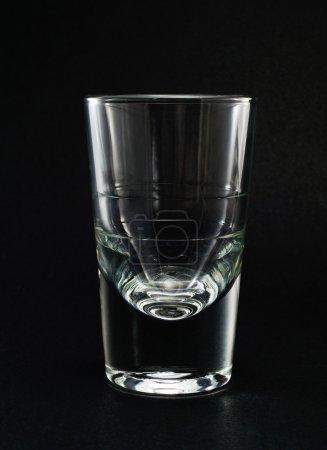 Empty Shot Glass