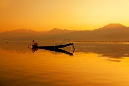 Fischer, inle lake, myanmar