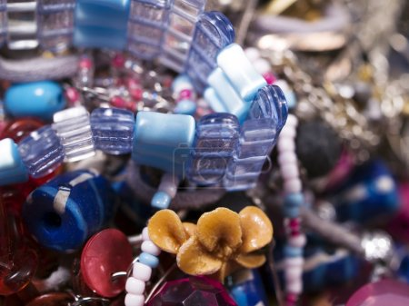 Jewelry necklaces and bracelets