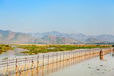inle-see in myanmar
