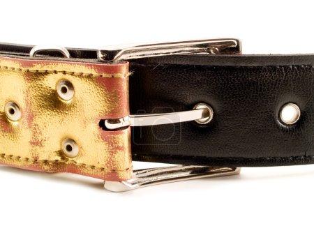 Belt object close up