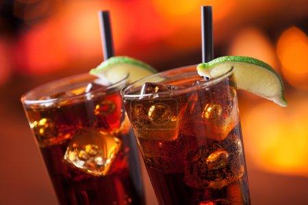 Photo pour Savoureux Ingrédients pour Cocktails Collection - image libre de droit