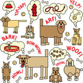 What Dogs Think and Say