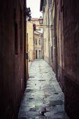 PISA, ITALY - MARCH 10, 2016: People visit Old Town of Pisa, Ita