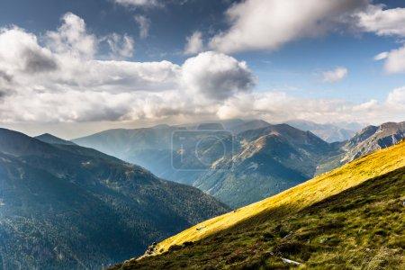 kasprowy wierch summit in der polnischen Tatra