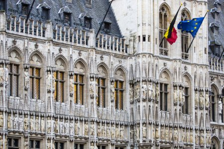 Photo for Grand Place in Brussels Belgium - Royalty Free Image