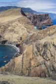 Ponta de Sao Lourenco, the eastern part of Madeira Island, Portu