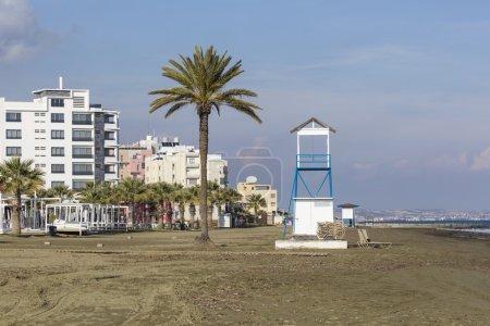 Beach - Larnaka City, Cyprus