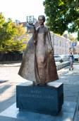Maria Sklodowska Curie - monument