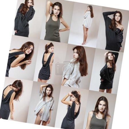 Fashion model set