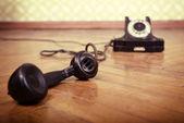 Vintage starý telefon