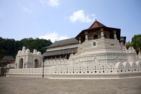 temple of the tooth of Buddha, Kandy, SriLanka
