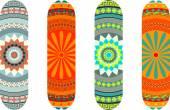Skateboard designs pack