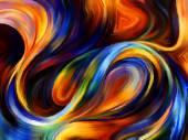 """Постер, картина, фотообои """"сферы внутренней краски"""""""