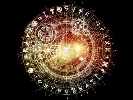 Sacred Geometry Burst