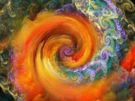 Virtual Spiral Pattern