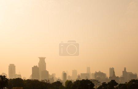 polution de l'air