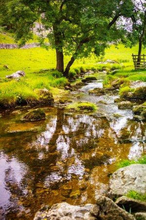 Malham Beck, Yorkshire Dales, England