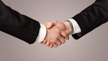 Business Economy handshake