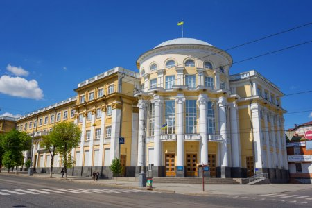 Regional council of Vinnytsia