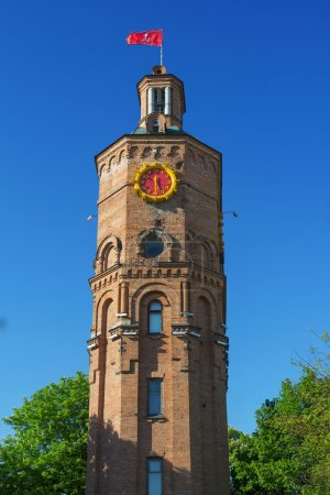 Water tower in Vinnytsia