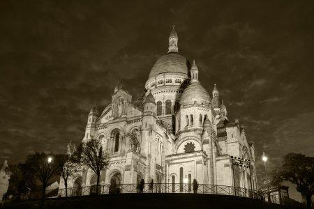 Sacre Coeur Catherdal