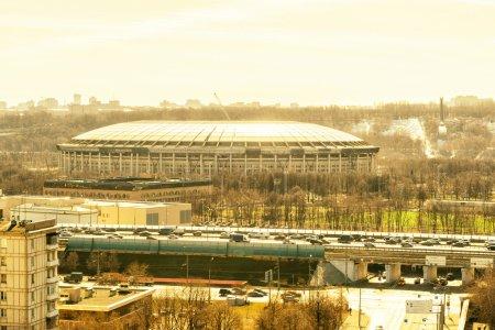 Luzhniki Stadium which will host